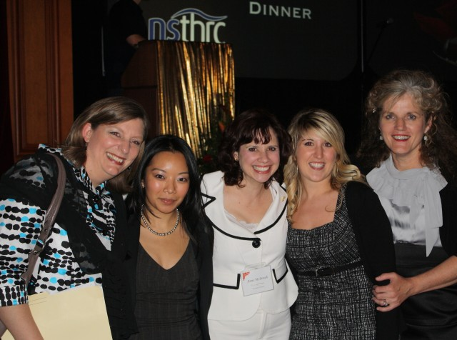 With some of the TIANS/NSTHRC team when I was certified as a Tourism Trainer - Lisa Dahr, Kieu Lam, Anne McDonah, Lyndsay Leedham, Darlene Grant Fiander.