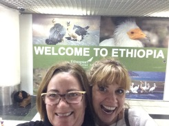 Welcome to Ethiopia! #womenover40shouldnttakeselfies
