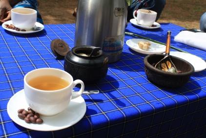A wonderful tea party
