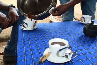 Homemade kahawa